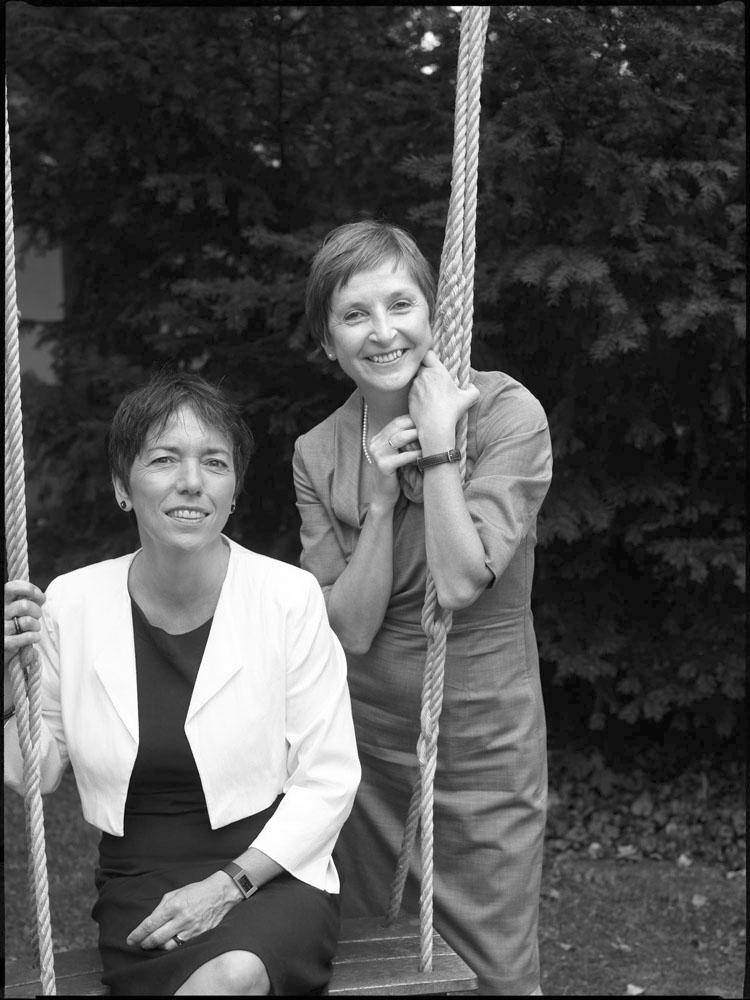 Margot Käßmann, ehemalige Bischöfin, Almut Wiedenhöft, Therapeutin