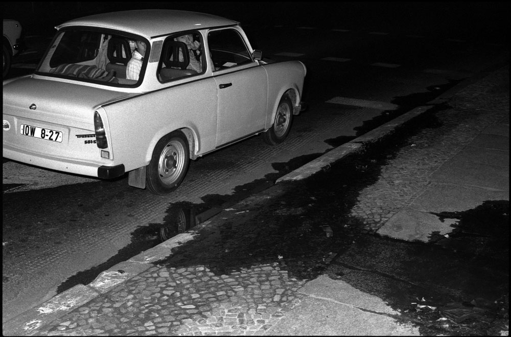 Berlin (East) Prenzlauer Berg 1986