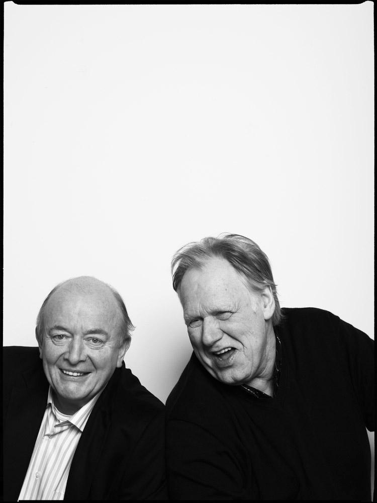 Wolgang Ueckermann, Kaufmann; Gunter Gabriel, Country-Sänger