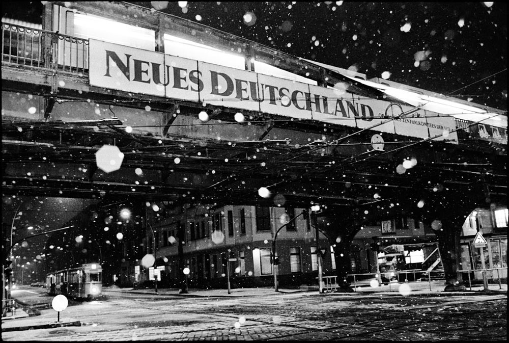 Berlin (East) Prenzlauer Berg, 1988