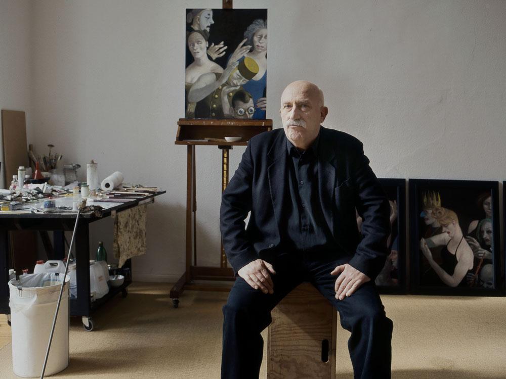 Volker Stelzmann