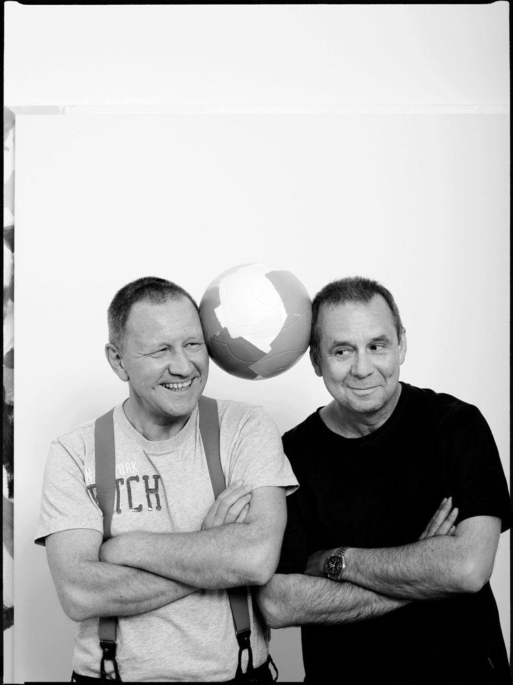 Martin Noel, Maler, 1956-2010; Joachim Krol, Schauspieler