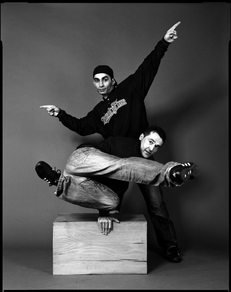 AirMarks, Breakdancer und M.Turbo, Breakdancer