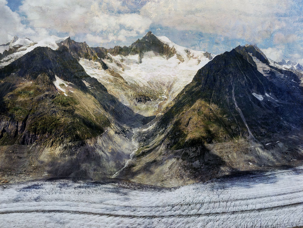 The Crying Glacier